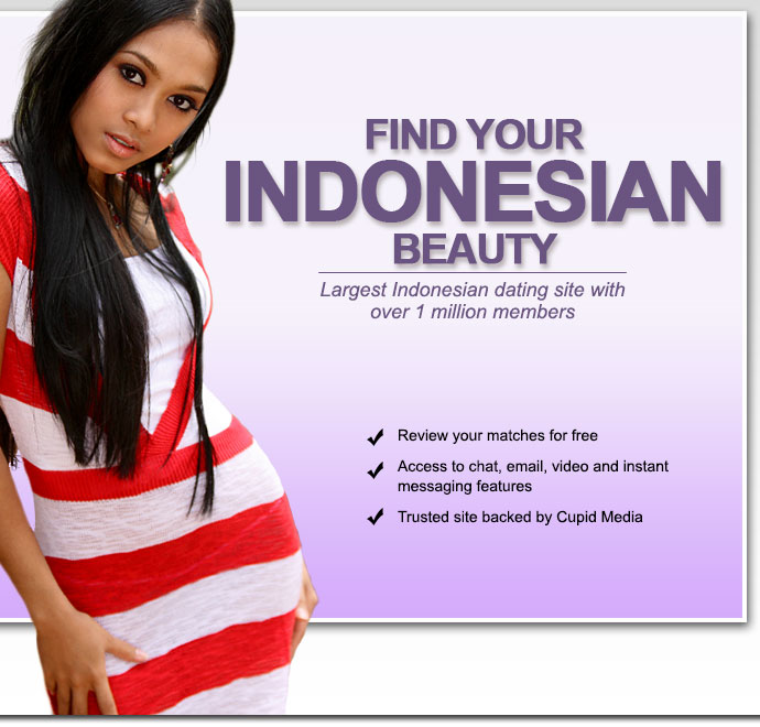 Indonesian dating site - Free online dating in Indonesia